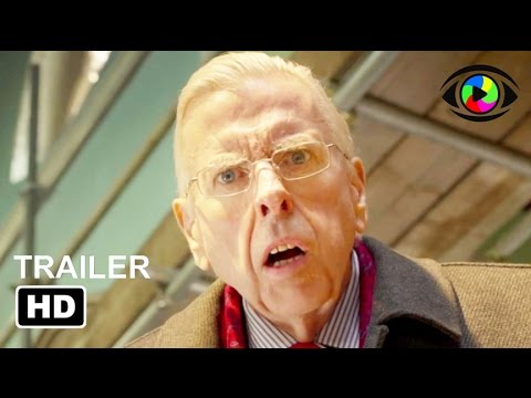 THE JOURNEY  2017  Freddie Highmore, Toby Stephens, John Hurt