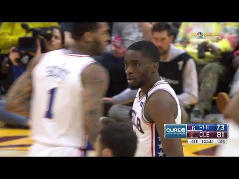 Shake Milton   Highlights Vs. Cleveland Cavaliers (02.26.2020)