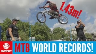 Top 5 Mountain Bike World Records