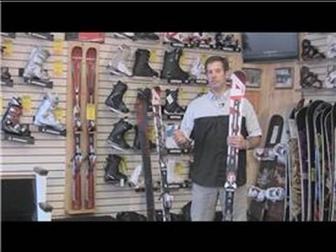 Ski Equipment : Choosing A Ski Length