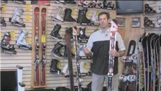 Ski Equipment : Choosing a Ski Length