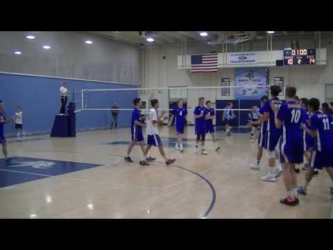 FVHS Boys Volleyball vs. Marina 3/28/17