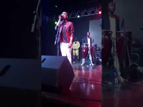 Concert live Ferre Gola 06/10 au Village Chez Temba