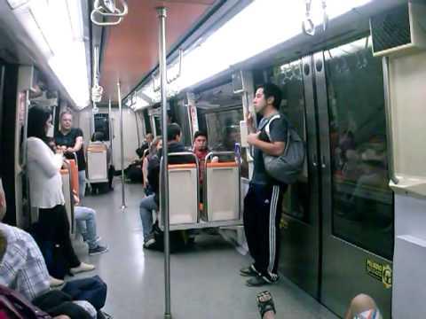 Misión Imposible: Playero en el Metro