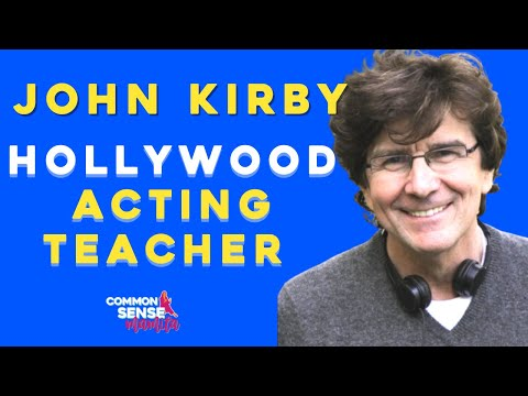 Conversation with Hollywood Acting Coach John Kirby