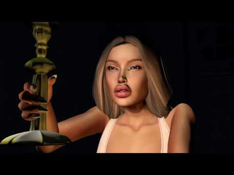 The Evil Darkness - Second Life Machinima /Movie