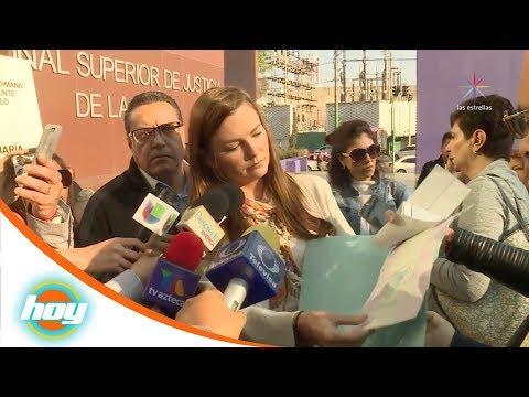Marjorie de Sousa intentó regresar los cheques de la pensión para Matías | Hoy