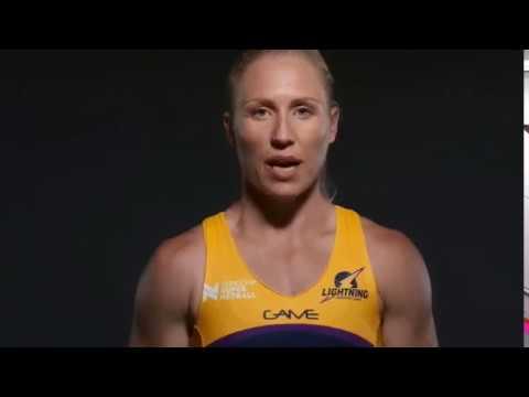 Sunshine Coast Lightning: Meet Laura