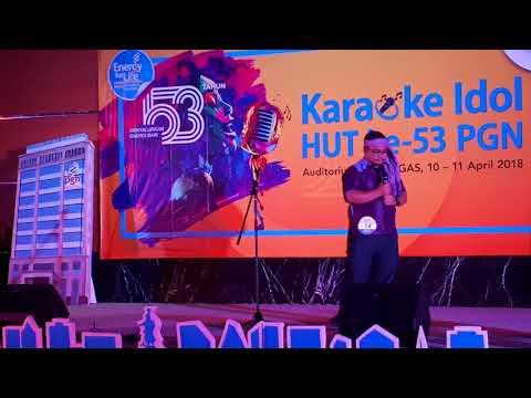Jalie - Kabhi alvida na kehna (Karaoke Idol HUT PGN 53 Tahun)