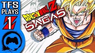 DRAGON BALL Z: SAGAS Part 1 - TFS Plays - TFS Gaming
