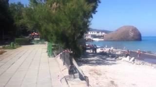 Partenit ta'mirlash embankment