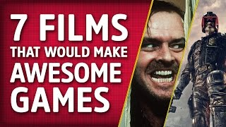 7 Films That Would Make Awesome Games - Screen/Play
