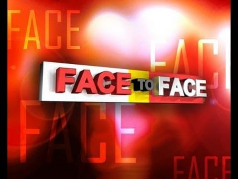 face to face - june 24, 2013 part 1/4