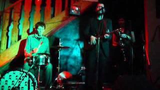 The Burning Hell - Slip Away (Live @ PAKAC 25.10.2010.)