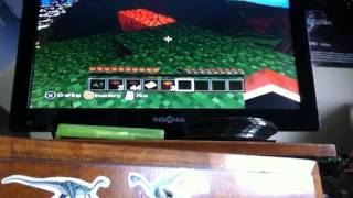 Minecraft Xbox 360 edition lets play w/Ranger ep1