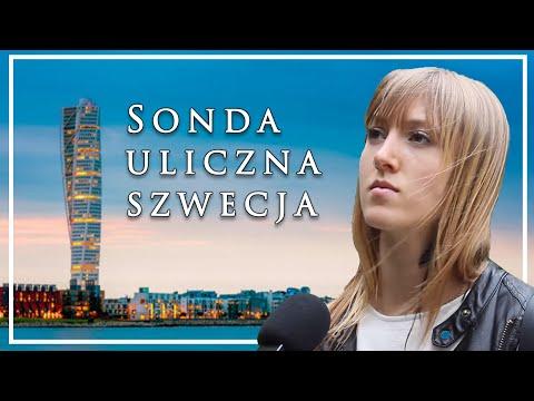 """""""Jest więcej zabójstw w Warszawie niż w Szwecji"""": Sonda Uliczna z Malmö"""