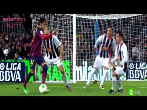 ★ Neymar 2014 ► Las Mejores Jugadas | The Best Skills PARTE ...