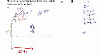 HP - 5 - Solving projectile motion probs with an angled initial velocity