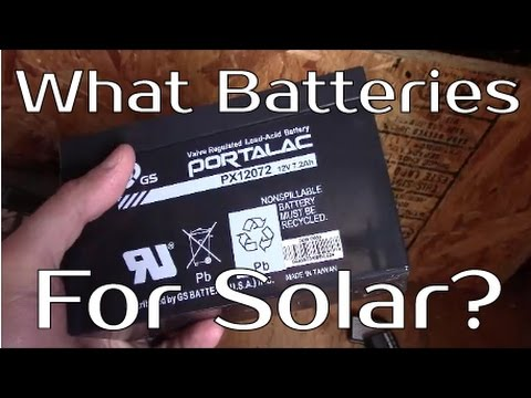 what-type-of-batteries-to-use-for-solar