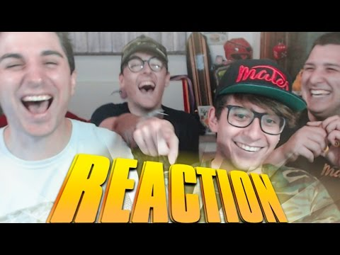 IL PRIMO VIDEO REACTION DEI MATES!