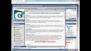 CcPortal Asp.Net MVC 4 İle Ders 7 Üyelik sisteminin hazırlanması ve üye ol sayfası 3