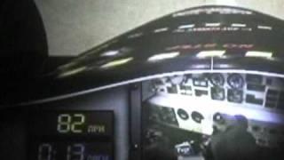 Thrust SSC Simulator At Coventry