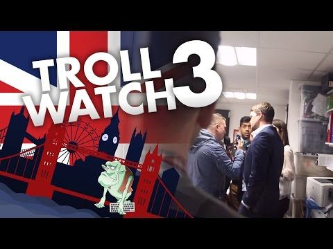 Troll Watch 3: Tommy Robinson vs. Quilliam