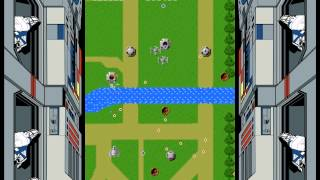 Xevious (Namco 1982) Last Area (16)