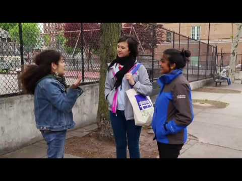 Bronx News 12 : Bronx advocates call for more park funding - May 15, 2016