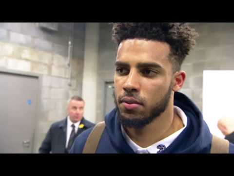 Republic of Ireland v Wales - post-match interview - Cyrus Christie (24/3/17)