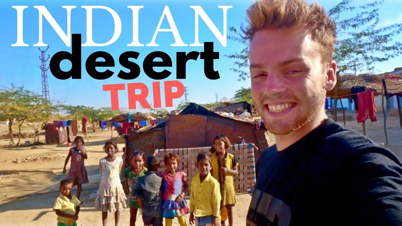 INDIA TRAVEL: Epic Desert Adventure - Rajasthan