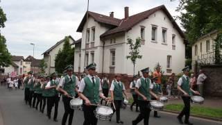 Schützenumzug Stadtoldendorf 2017