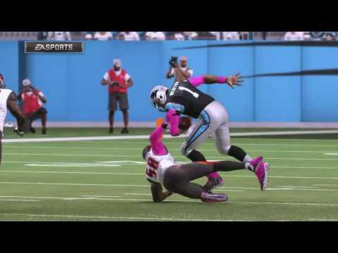 NFL Week 5 - Tampa Bay Buccaneer vs Carolina Panthers - Full Game - Simulation Nation