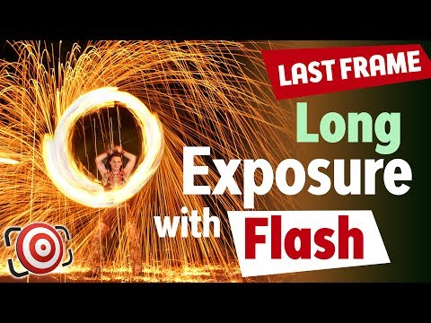 Learn how to light with off camera flash and a One light long exposure shot - The Last Frame