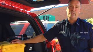 Community paramedic program aims to help people with chronic health problems