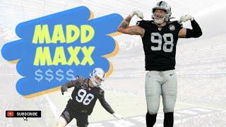 Film Study: Maxx Crosby is Madd Underrated