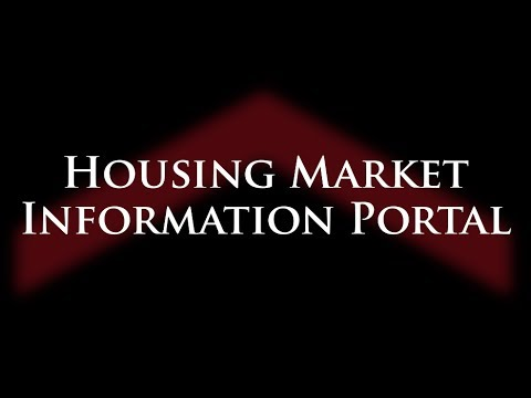 CMHC Housing Market Information Portal