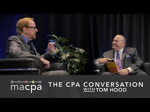 The CPA Conversation | Tom Hood & Daniel Burrus on Anticipation as a Strategic Skill for CPAs