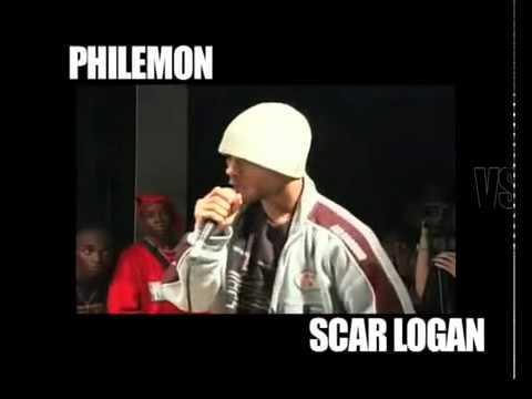 Battle De Scar Logan VS Philemon