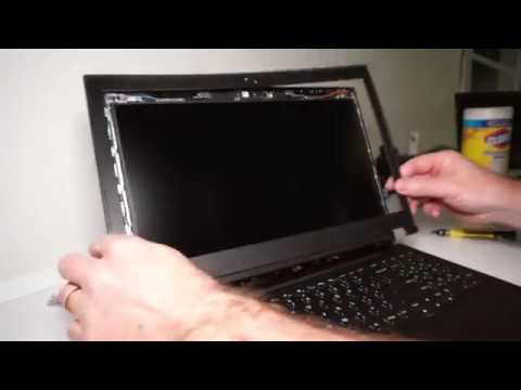 How to fix or replace a Lenovo Thinkpad screen for under $100 - P or W  Series (P50, P51, W540, W541)