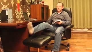 Кресло реклайнер Relax Boss для кабинета(, 2016-03-04T15:41:12.000Z)