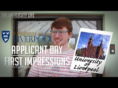 University of Liverpool First Impressions! + Life Update | The University Life |