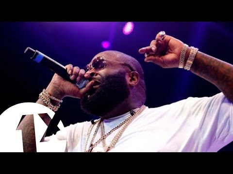 Rick Ross - Hustlin at 1Xtra Live 2014