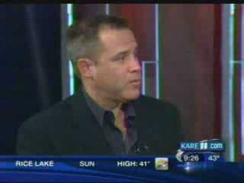 Vince Flynn on KARE