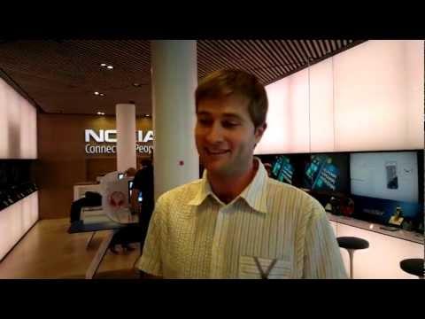 Nokia Flagship Store Finland Tour (filmed By Nokia 808 PureView)