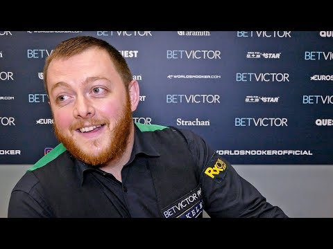 Mark Allen REACTION to 6-5 WIN after being 4-0 down to Daniel Wells  | Scottish Open