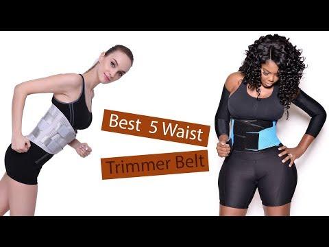 bcc9df241e9 Best 5 Waist Trimmer Belt in 2018  AliExpress - YouTube