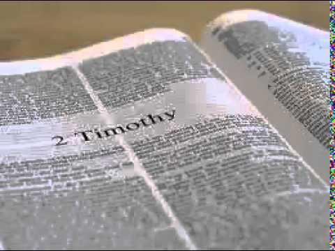 2 Timothy 2 - New International Version NIV Dramatized Audio Bible