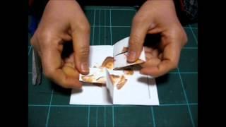 画像をプリントアウトして変身する絵カードを作ってみましょう。 ここで...