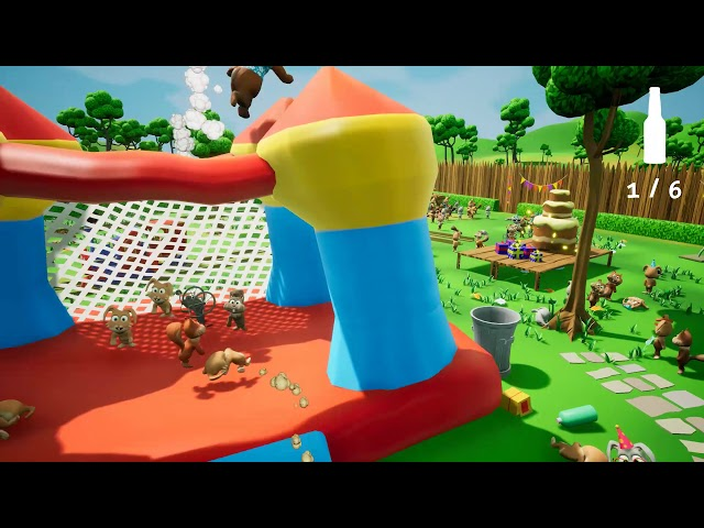 MY FUTURE IN A GAME | Drunken Dad Simulator - Indie Games #2